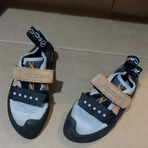 san francisco aa17c d0ee7 Scarpa Vapor V Women's rock climbing shoes